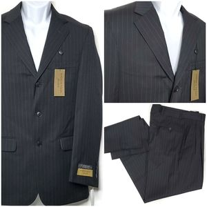 NEW 2pc Andrew Fezza Suit NWT